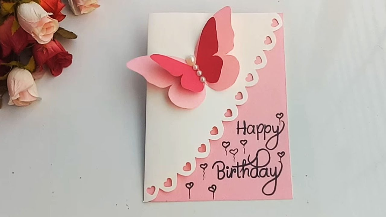 DIY Birthday Card Ideas For Best Friend girl