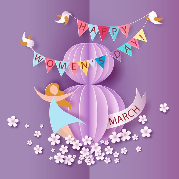 Women's Day Card Ideas