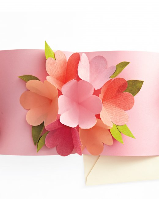 Pop-Up Mothers Day Card