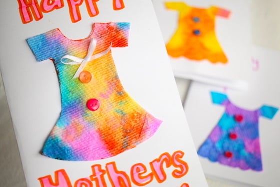 handmade greeting cards for mother day
