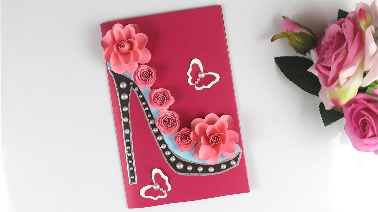 Simple And Easy Diy Birthday Card Ideas For Sister