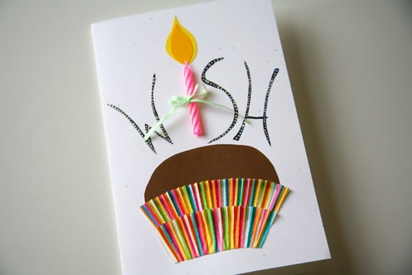 homemade craetive birthday card ideas