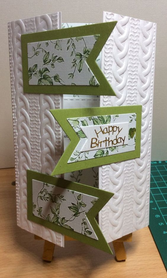 DIY Birthday Card for friend