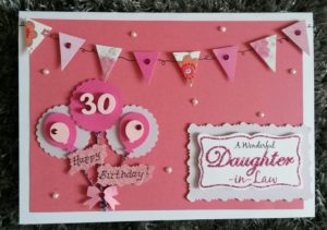 Birthday Card Ideas For Daughter-in-Law