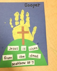 DIY Palm Sunday Card Ideas