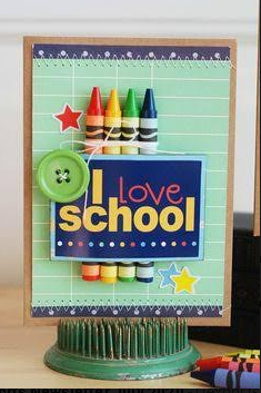 World's Best Back To School Card