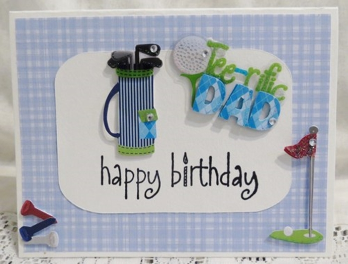 Handmade Birthday Card Ideas for Father In Law