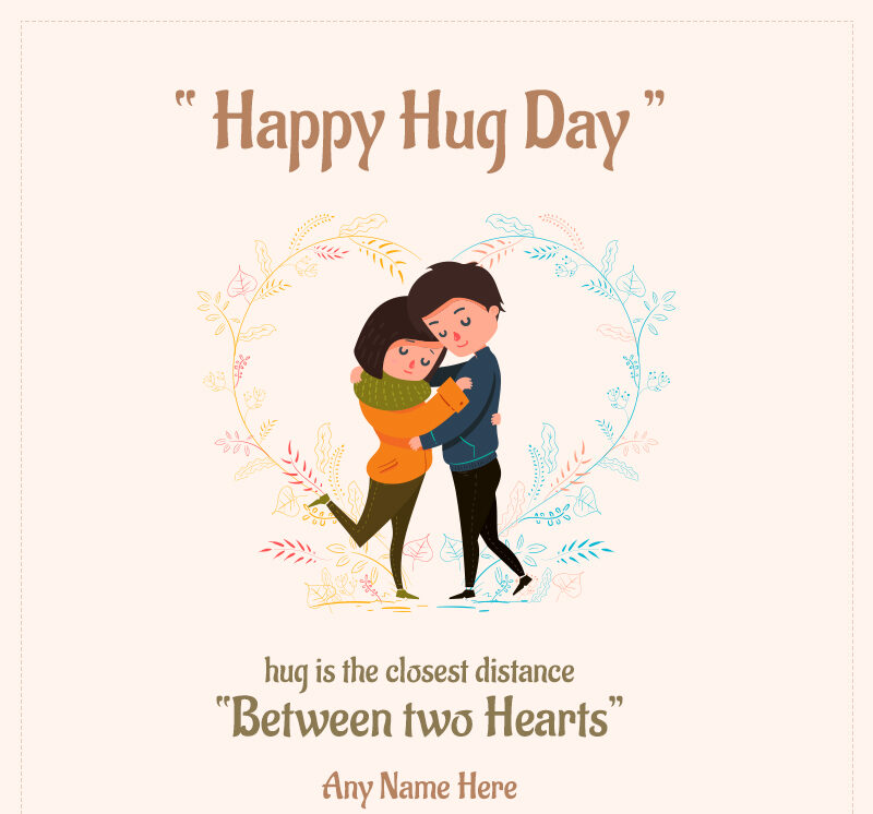 Printable Cards For Hug Day 4