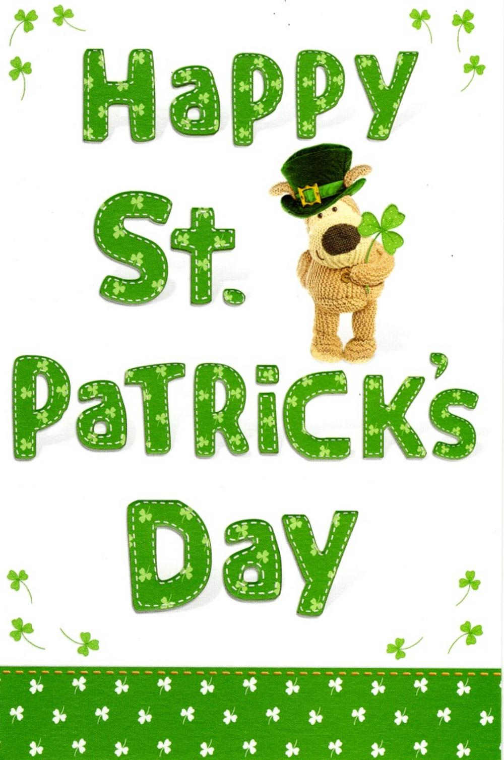 Free Printable St Patricks Day Cards 4