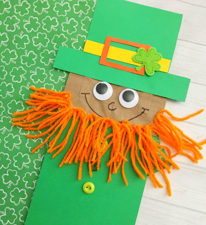 Leprechaun Card Ideas 4