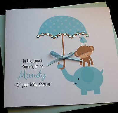 Baby Shower Card Ideas 8