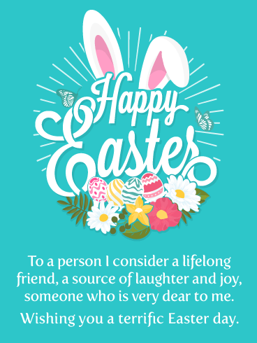 Easter Day Wishing Cards 5