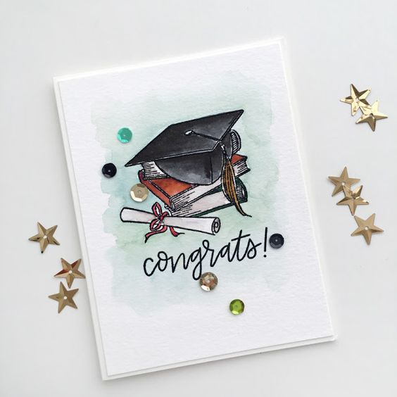 Graduation Card Printable 1