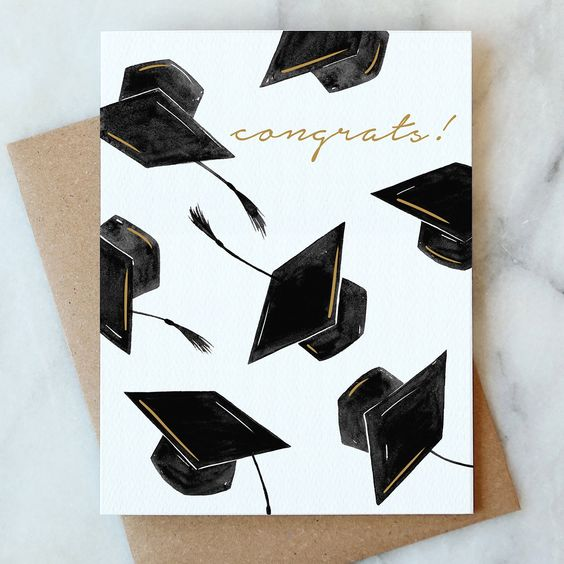 Graduation Card Printable 4