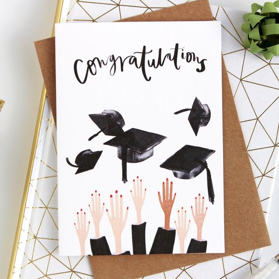 Graduation Card Printable