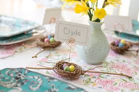 Handmade Easter Place Card Holders 2
