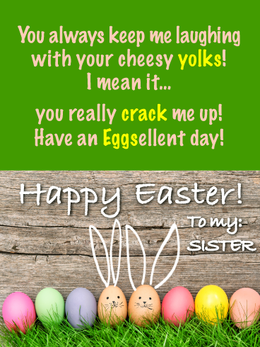 Happy Easter Cards 7