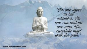Buddha Peace quote images