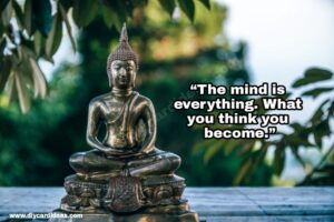 Buddha peace quotes picture