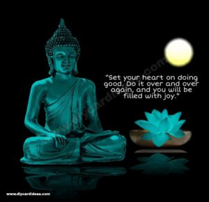 Budha Karma quotes pictures
