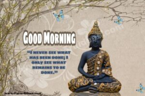 Budha goodmorning quotes pictures
