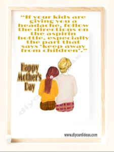 Funny Mothers Day Quotes 2