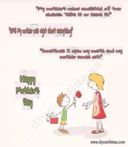 Funny Mothers Day Quotes From Son 2