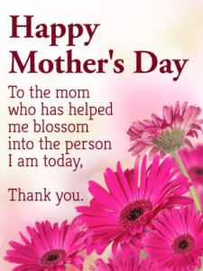 Happy Mother day Wish