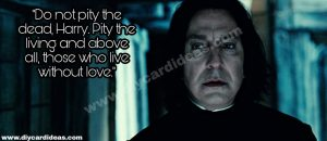 Harry Potter Quotes About Dead