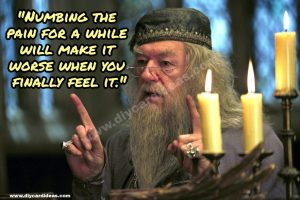 Harry Potter Quotes About Death quotes