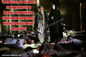 Harry Potter Quotes About Deaths