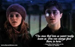 Harry Potter Quotes Loveable