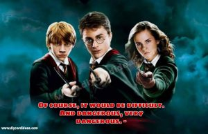 Harry Potter funny quote images