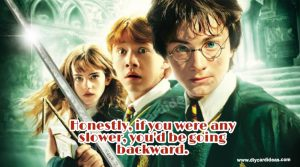 Harry Potter funny quotes image