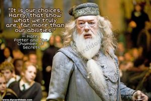 Harry Potter quotes about Dumbledore images