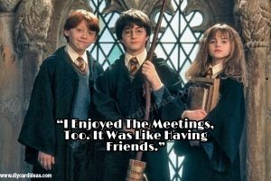 Harry Potter quotes about friendship images