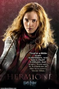 Harry Potter quotes about hermione images