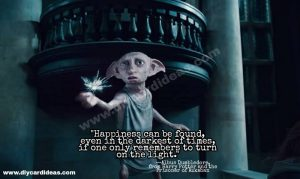 Harry Potter quotes about lifes