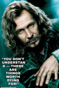 Harry Potter quotes about sirius black