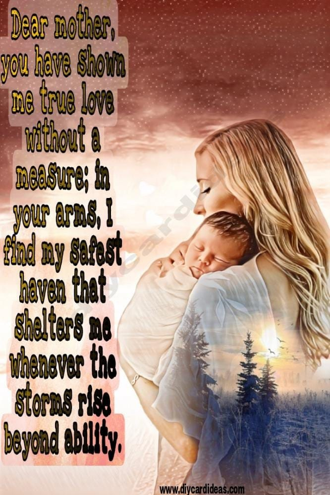 Heart Touching Mothers Day Quotes From Daughter 1