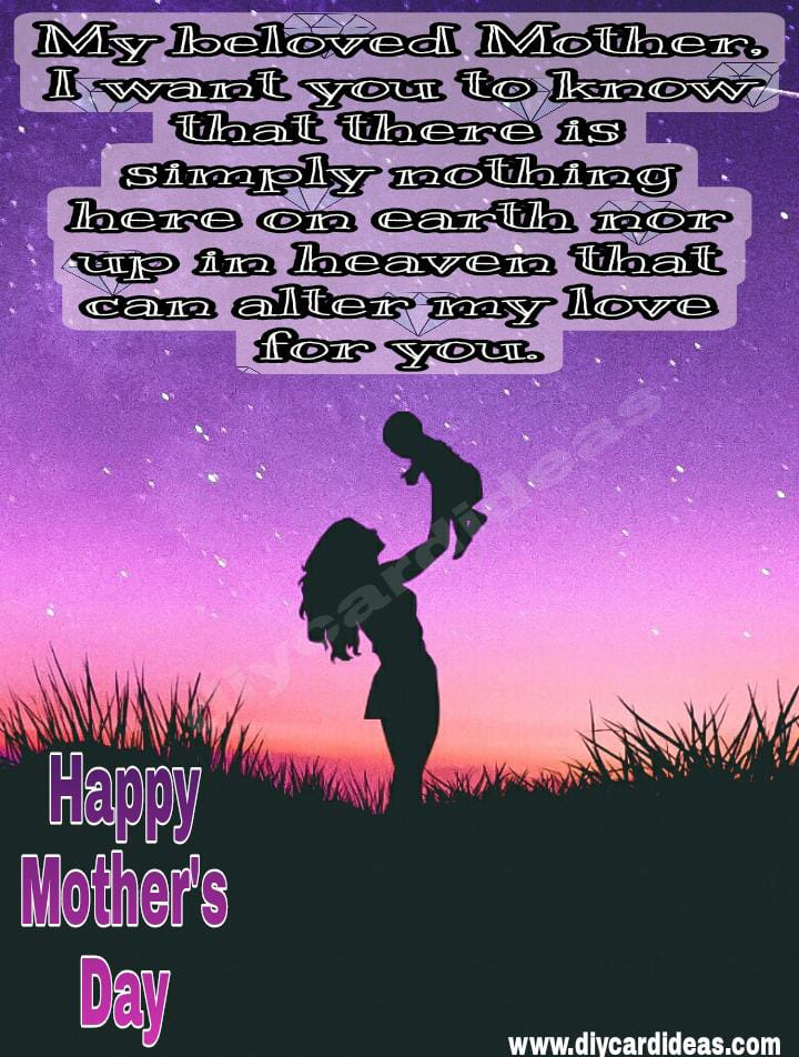 Lovely mother day quotes