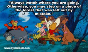 Winnie The Pooh about give