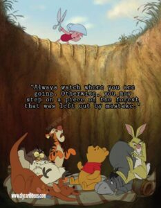 Winnie The Pooh about giving images