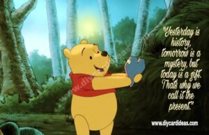 Winnie The Pooh about giving quotes