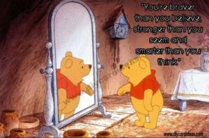 Winnie the Pooh Image Quote