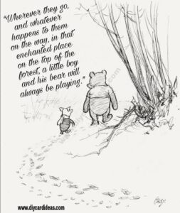 Winnie the pooh death quotes