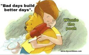 Winnie the pooh hard time quotes
