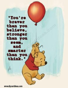 Winnie the pooh inspirational quotes