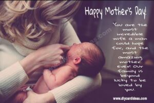 mothers day quote for Mom