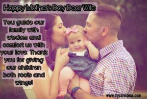 mothers day quote wife